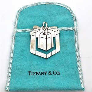 Tiffany & Co. 925 Sterling Silver Gift bookmark